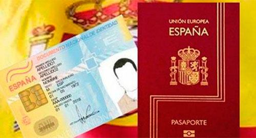 Spanish nationality loss